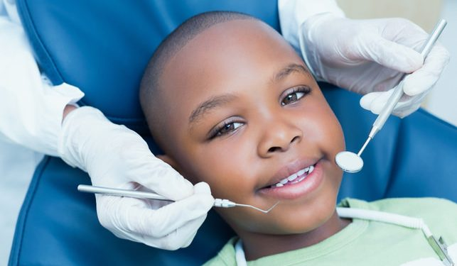 Dentists for Children - All About Them